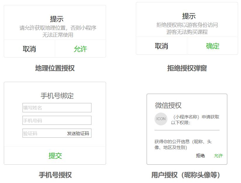 小程序产品需求文档(客户端)插图(7)